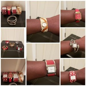 Bangle Watch Lot
